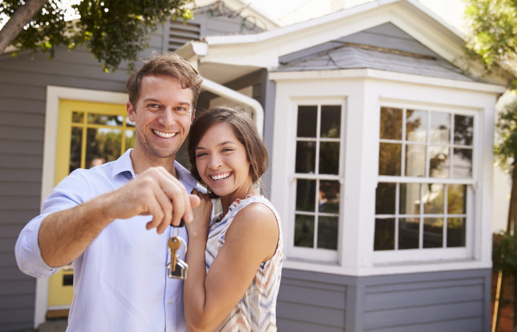 renters at new investment property
